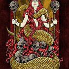 Serpent Queen by Maciej Kamuda