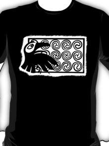 Spiral Raven T-Shirt