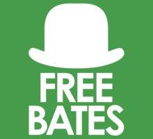 Free Bates white design by designsofdismay