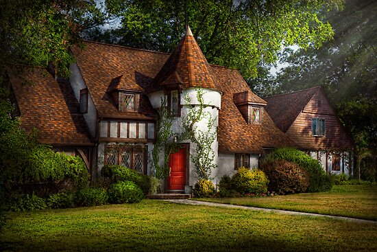 House - Westfield, NJ - Fit for a king by Mike  Savad