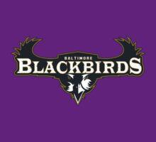 Baltimore Blackbirds by SwordStruck