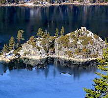 Fannette Island by Barbara  Brown