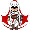 Altar Ibn-La&#x27;Ahad: Assassins Creed Chibi by SushiKitteh&#x27;s Creations