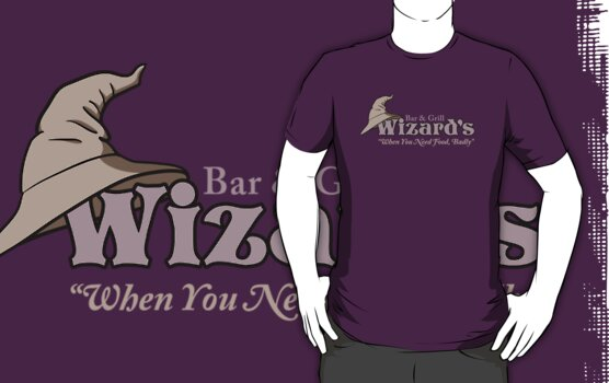 Wizard's Bar & Grill by ORabbit