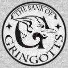 Gringotts Bank by SwordStruck