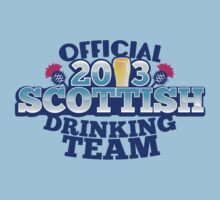 2013 SCOTTISH DRINKING TEAM  by jazzydevil