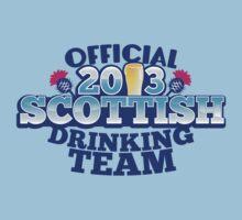 2013 SCOTTISH DRINKING TEAM  by jazzydevil