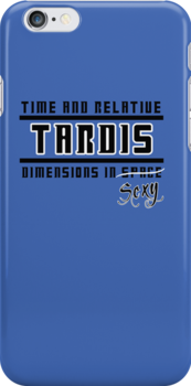 Time and Relative Dimensions in Sexy by Ameda Nowlin