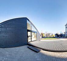 Project house OSIS, Riga, Latvia by paulsrphoto