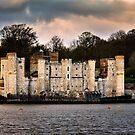 Upnor Castle by JEZ22