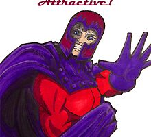 Attractive Magneto Card by JEDArts