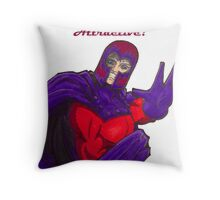 Attractive Card Throw Pillow