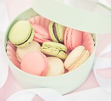 macarons by Margherita Calati