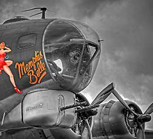 """A Flying Legend"" by Colin J Williams Photography"
