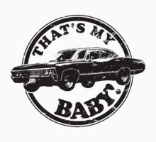 That's My Baby - Black Kids Clothes