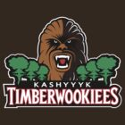 Kashyyyk basketball team by Vitaliy Klimenko