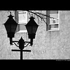Street Light - Riverhead, New York by © Sophie W. Smith