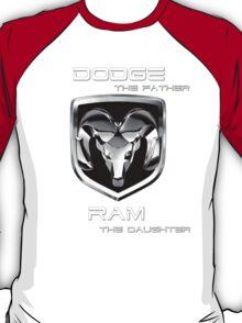 Dodge ram White T-Shirt