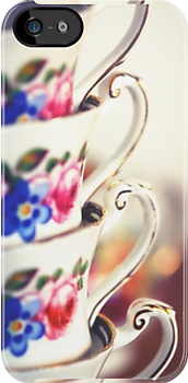 Tea cups by babibell