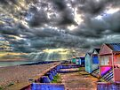 Storm Clouds - Worthing - HDR by Colin J Williams Photography