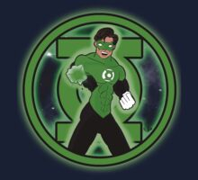 Green Lantern by JEDArts