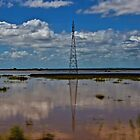 Electricity Pylon  by DebbyTownsend