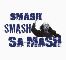 Kai - Smash Smash Smash by sionyboy82