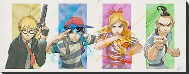 Earthbound! by OrigSteve