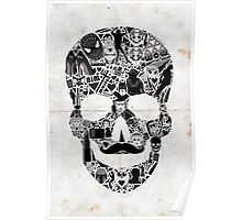 My Skull Poster