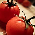 Tomatoes  by GreyFeatherPhot