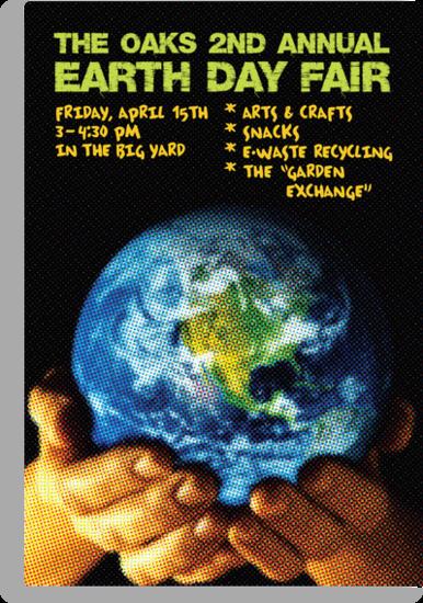The Oaks School Earth Day Fair 2 by Luke Massman-Johnson