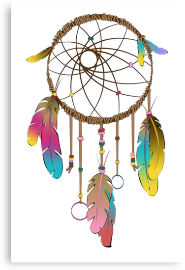 Dreamcatcher a Fashion Illustration by VMDolphin