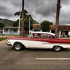 &#x27;58 Ford - Vinales by ponycargirl