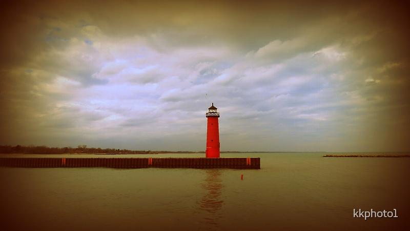 Historic North Pier by kkphoto1