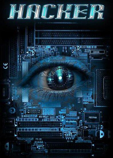 Hacker  by Tenuous