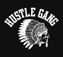 Hustle Gang [WHITE] by imjesuschrist
