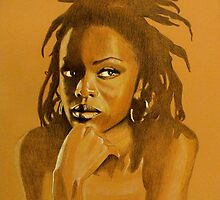 Lauryn hill by dezz1977