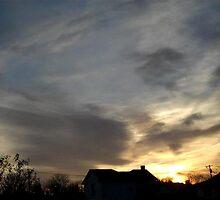 Feb. 5 2013 Sunset 3 by dge357