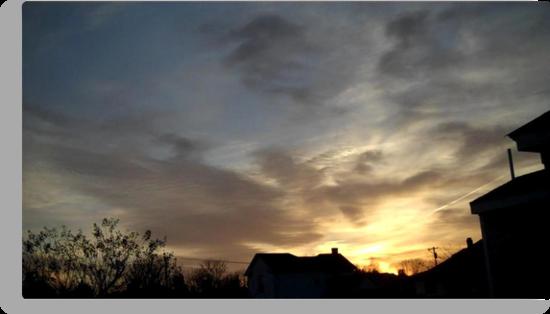 Feb. 5 2013 Sunset 4 by dge357