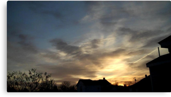 Feb. 5 2013 Sunset 6 by dge357