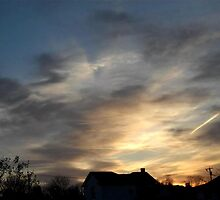 Feb. 5 2013 Sunset 8 by dge357