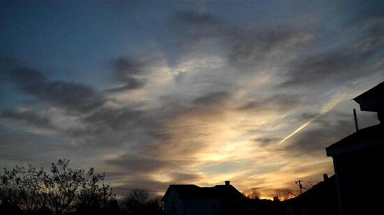 Feb. 5 2013 Sunset 8 by dge357
