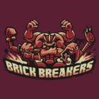 Brick Breakers by Kari Fry