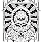 Shinigami #1 by gabrielng