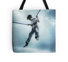 Boy Power Tote Bag
