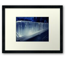 Absolut Ready Framed Print