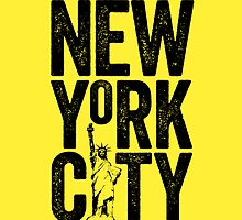 NEW YORK CITY by TheLoveShop