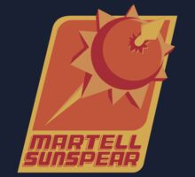Sigil of House Martell 2013 by thom2maro