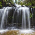 Waterfalls of the Northern Beaches NSW by Doug Cliff