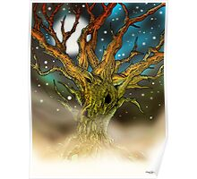 Astral Tree Poster